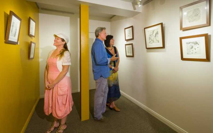 Rosalie & Spencer Lehmann Gallery